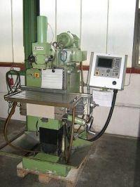 Frezarka CNC HERMLE UWF 801