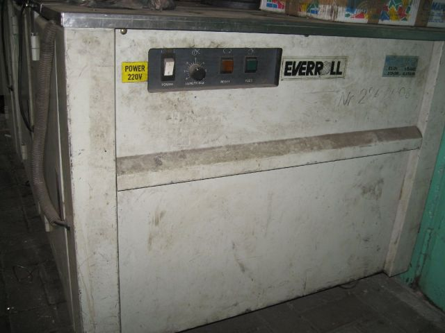 Spot Welding Machine Everroll ES – 104 2005