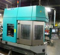 CNC вертикална струг INDEX V 160-C