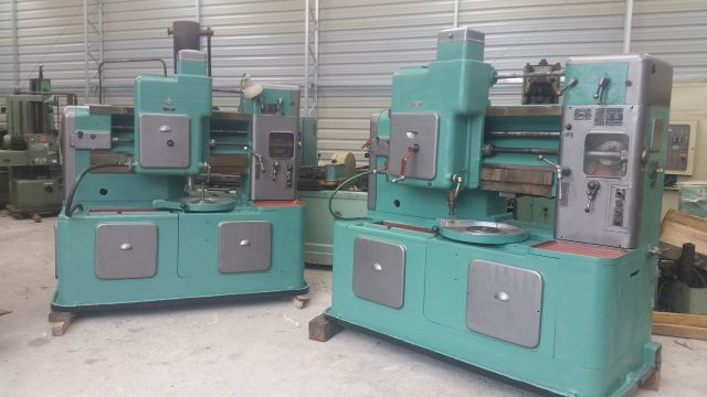 Gear Shaping Machine TOS Celakovice OH 6 1968