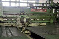 Cisaille guillotine hydraulique NC SALVAGNINI C1 Salvagnini