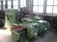 Facing Lathe WMW ZERBST DP 1000