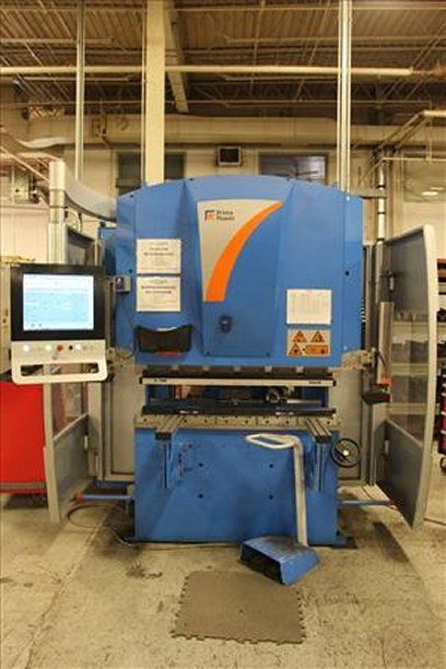 CNC Hydraulic Press Brake PRIMA POWER P-0212 2012