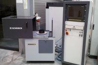 Maszyna pomiarowa SCHENCK Wyważarka pionowa SCHENCK HBAB do 30 kg