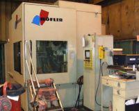 Gear Grinding Machine HOFLER NOVA 1000
