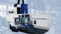 Portal Grinding Machine MIKROMAT GmbH Compacta  8V,-8V 2S- 8V HSC