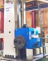 Horizontální vyvrtávačka WMW 130 CNC