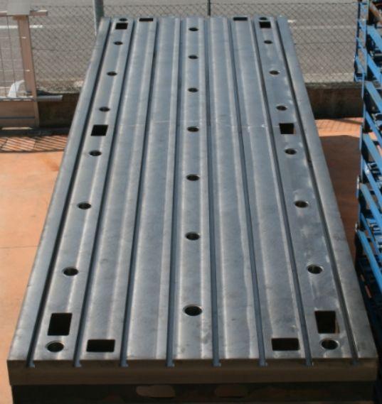 Horizontalbohrwerk Piani Stolle 2000 x 6000 mm 2000