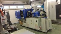 Plastics Injection Molding Machine TEDERIC D80/210