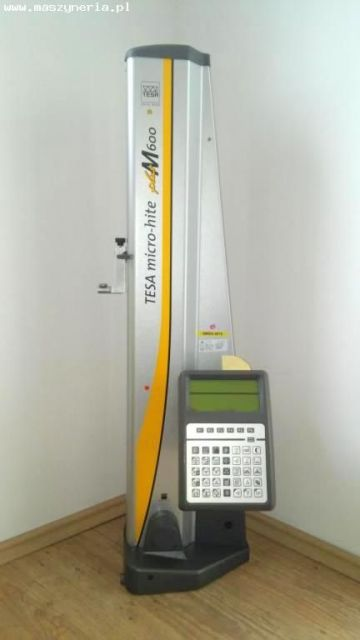 Messmaschine TESA MICRO HITE PLUS M600 2011