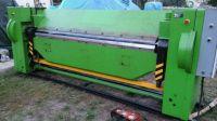 Folding Machines for sheet metal OZAMECH KM3/2500 1996-Photo 2