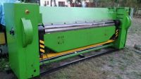Folding Machines for sheet metal OZAMECH KM3/2500