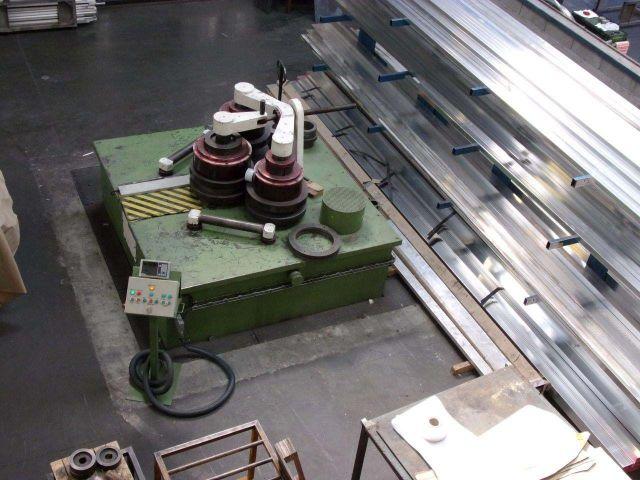 Profilbiegemaschine  ELCORO CTE-180 2009