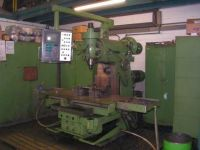 CNC Fräsmaschine RECKERMANN KOMBI 1300