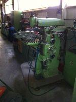 Werkzeugfräsmaschine DECKEL FP 2