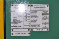 Prasa hydrauliczna wysięgowa WMW PYTE 3,15 1975-Zdjęcie 11
