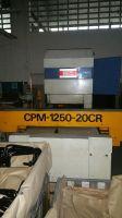 Turret Punching Machine with Laser GOITI CPM-1250-20CR