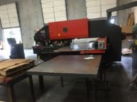 Turret Punch Press AMADA PEGA 357 FANUC 04PC
