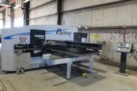 Turret Punch Press LVD/STRIPPIT PARMA 1225