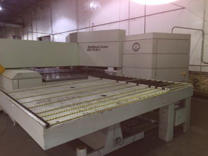 Folding Machines for sheet metal RAS 79.26 2013