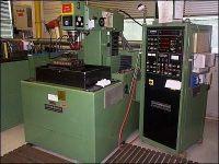 Sinker Electrical Discharge Machine HANSEN 750 S