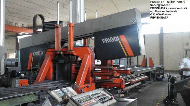 Bandsägemaschine FRIGGI 600 1995