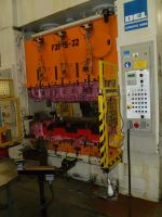 C Frame Hydraulic Press SPIERTZ F2E 25x2.2 1990-Photo 2