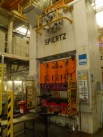C Frame Hydraulic Press SPIERTZ F2E 25x2.2