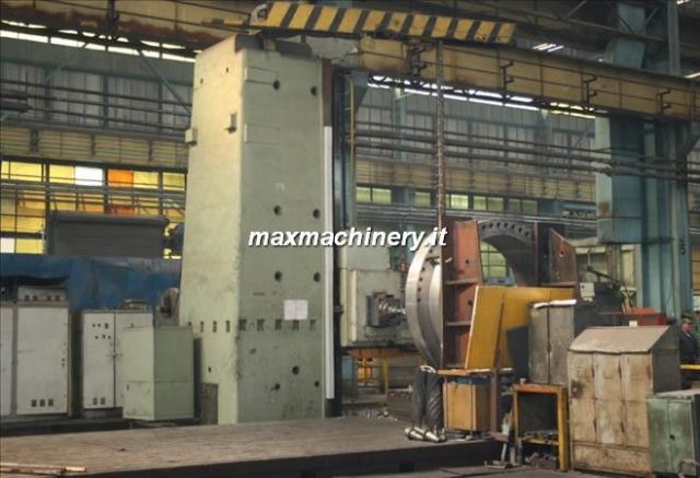 Horizontal Boring Machine AFP 180 CNC 1988