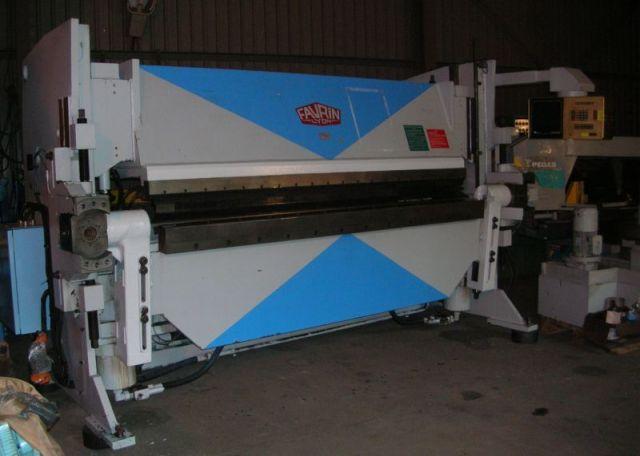 CNC Folding Machine FAVRIN KM 10 x 2550 2000