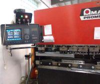 Prasa krawędziowa hydrauliczna CNC AMADA ITPS 8025 80 T 1991-Zdjęcie 2