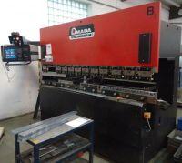Hydraulische Abkantpresse CNC AMADA ITPS 8025 80 T