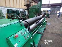 3 Roll Plate Bending Machine SERTOM 12/3450 MM 1996-Photo 5