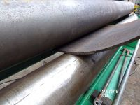 3 Roll Plate Bending Machine SERTOM 12/3450 MM 1996-Photo 14