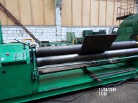 3 Roll Plate Bending Machine SERTOM 12/3450 MM 1996-Photo 15