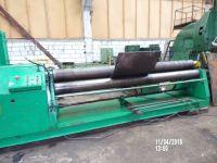 3 Roll Plate Bending Machine SERTOM 12/3450 MM 1996-Photo 16