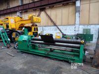 3 Roll Plate Bending Machine SERTOM 12/3450 MM 1996-Photo 17