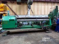 3 Roll Plate Bending Machine SERTOM 12/3450 MM 1996-Photo 18