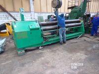 3 Roll Plate Bending Machine SERTOM 12/3450 MM 1996-Photo 19