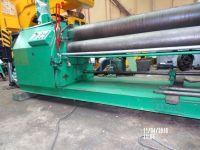 3 Roll Plate Bending Machine SERTOM 12/3450 MM 1996-Photo 7