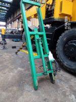 3 Roll Plate Bending Machine SERTOM 12/3450 MM 1996-Photo 8