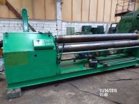 3 Roll Plate Bending Machine SERTOM 12/3450 MM 1996-Photo 10