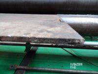 3 Roll Plate Bending Machine SERTOM 12/3450 MM 1996-Photo 12