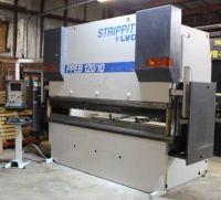 Prensa plegadora hidráulica CNC STRIPPIT LVD 120BH10