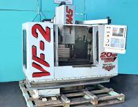 CNC Vertical Machining Center HAAS VF2 1999-Photo 2