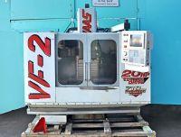 CNC Vertical Machining Center HAAS VF2 1999-Photo 3