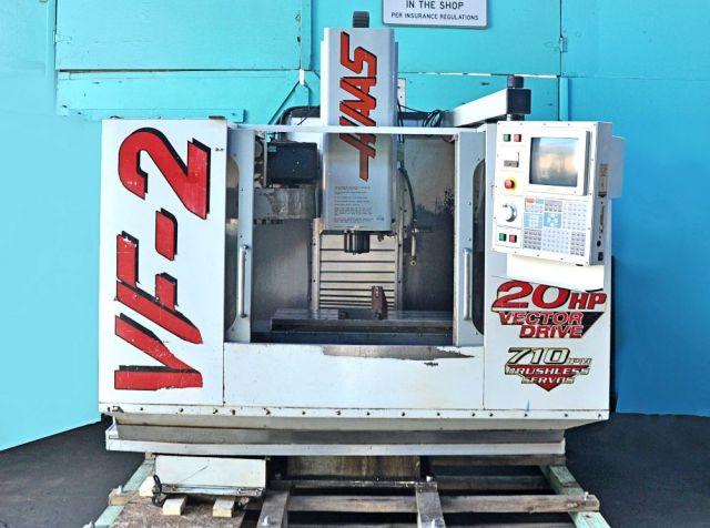 CNC Vertical Machining Center HAAS VF2 1999