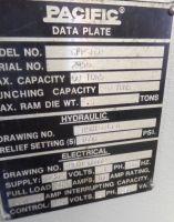 Prasa hydrauliczna wysięgowa PACIFIC CFP60 1990-Zdjęcie 7