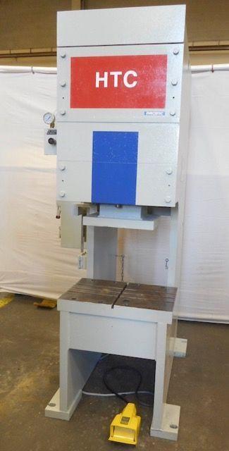 Prasa hydrauliczna wysięgowa PACIFIC CFP60 1990