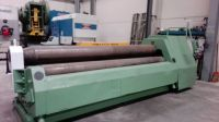 4 Roll Plate Bending Machine CASANOVA QC73050X10